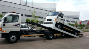 RECOVERY VEHICLE & HYD. EQP.